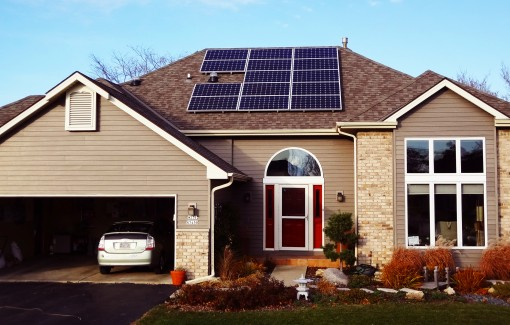 Residential photo voltaic